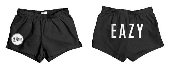 g-eazy booty shorts....WANT SO BAD