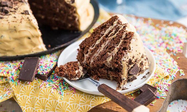 Rask farsdagskake med 4 ingredienser | EXTRA -