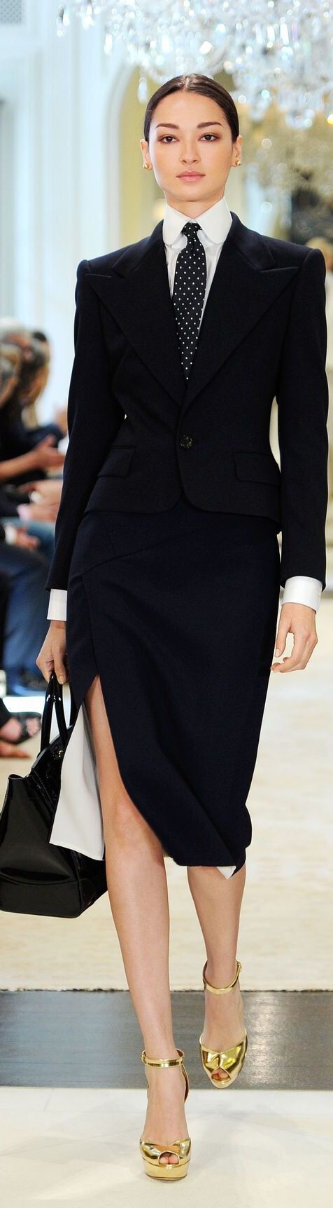 Ralph Lauren Resort 2015 - I absolutely adore this costume!!