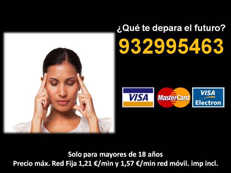Consultas visa de tarot barato por teléfono desde 5 euros 10 minutos. Pruebame. ... Visa o tarjeta desde 5 euros 10 minutos.