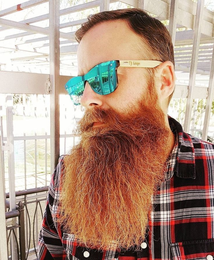for men who love long bearded men