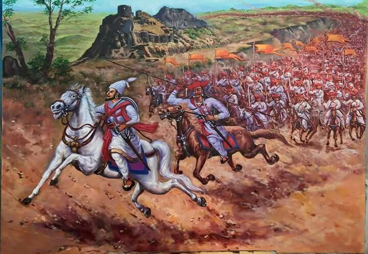 Maratha Cavalry