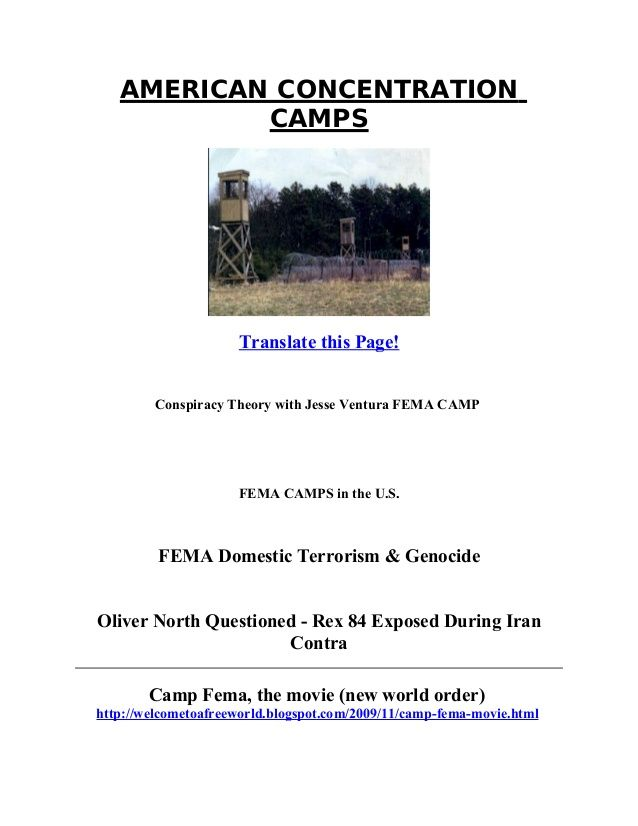 50 best FEMA Camps images on Pinterest Cherries, Conspiracy - fema application form
