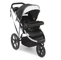 J is for Jeep Brand Adventure All-Terrain Jogging Stroller,