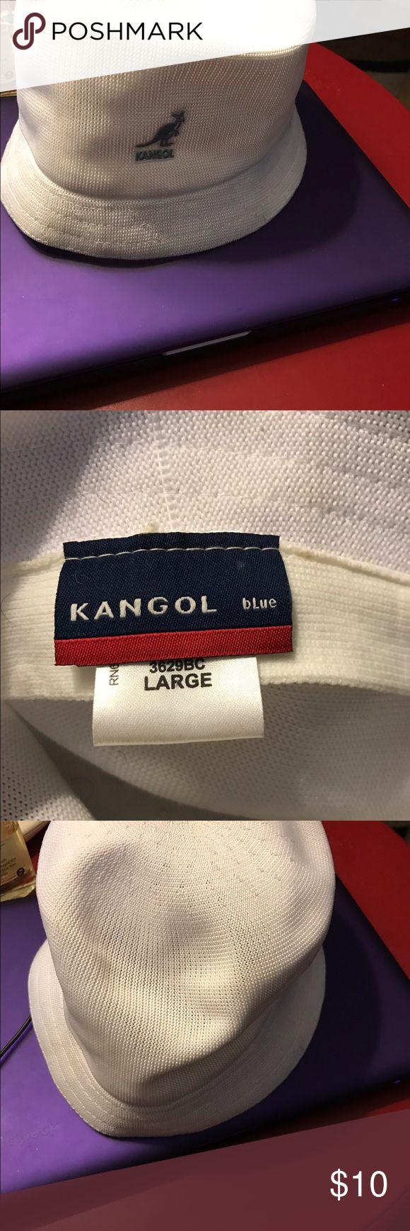 Kangol cap White summer Kangol hat Kangol Accessories Hats