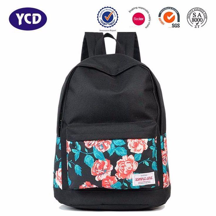 Best 25  Cute canvas backpack ideas on Pinterest   Cute school ...