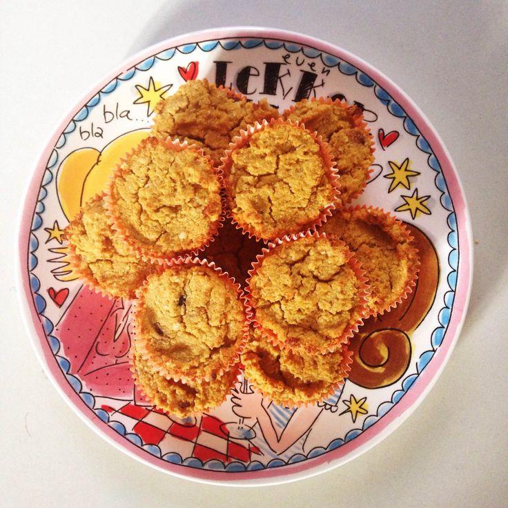 pompoen muffin