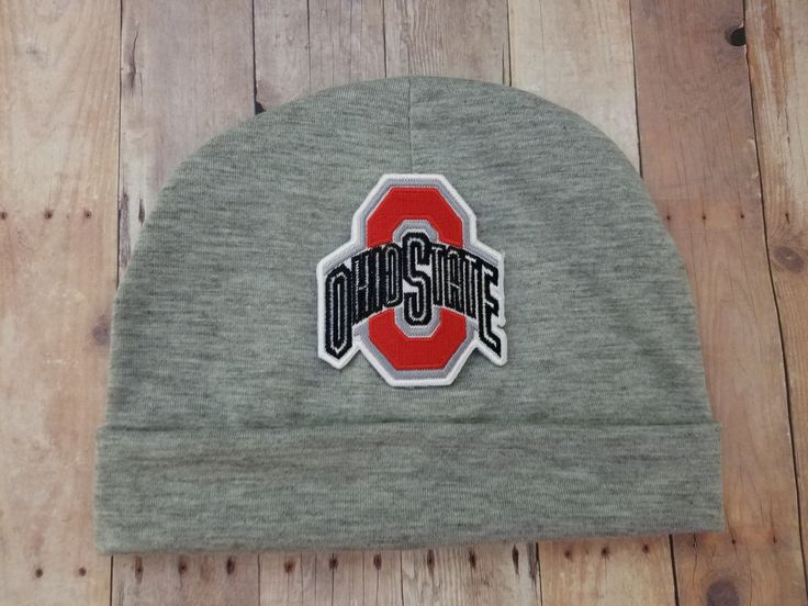 Ohio State hat for baby-OSU infant hat-Ohio state hat for infant-OSU winter hat-ohio state skull cap-osu skull hat-ohio state infant hat by CocoandEllieDesign on Etsy