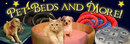 Cat & Dog Beds | Heated Pet Beds | Orthopedic Pet Bed
