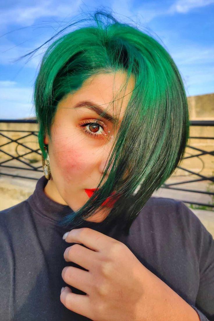 Arctic fox hair color claasultana think green omg i