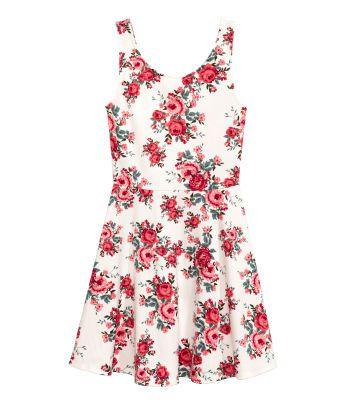 Damen   Kleider & Jumpsuits   Kurz   H&M DE