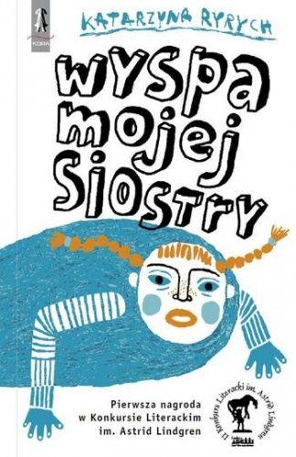 Okładka książki Wyspa mojej siostry