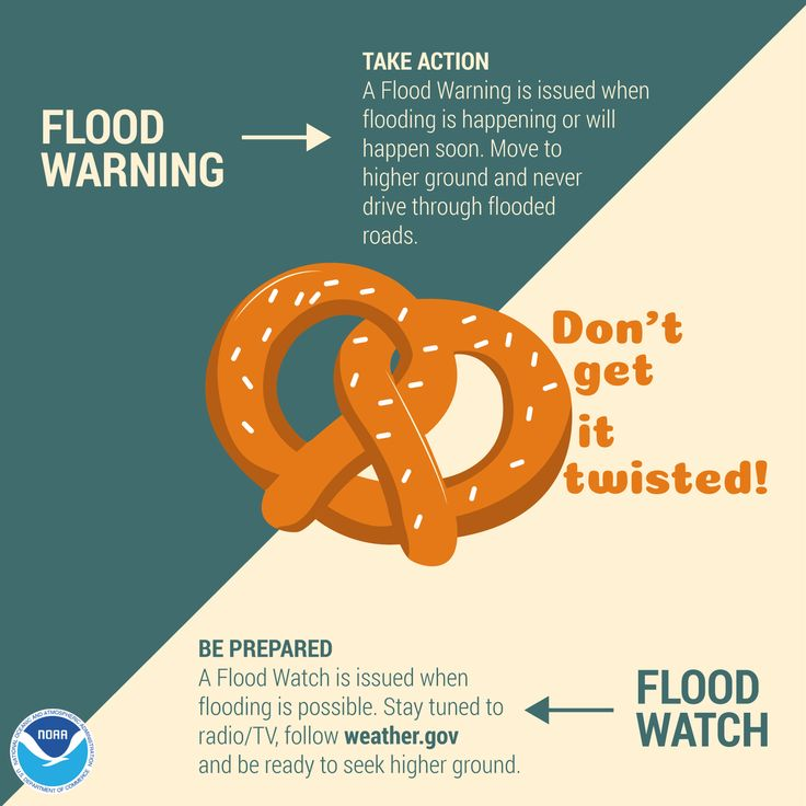 What's worse than a soggy pretzel? Not knowing the difference between a Flood Watch and Flood Warning  #nationalpretzeldaypic.twitter.com/PHbGqNZF5e - https://blog.clairepeetz.com/whats-worse-than-a-soggy-pretzel-not-knowing-the-difference-between-a-flood-watch-and-flood-warning-nationalpretzeldaypic-twitter-comphbgqnzf5e/