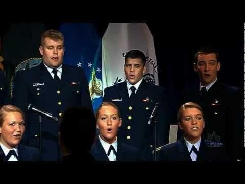 """Service Medley"" - U.S. Coast Guard Academy Cadet Singers including my Cadet <3 (3:07)"
