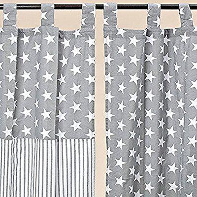 Ber ideen zu gardinen grau auf pinterest for Schlaufenvorhang kinderzimmer