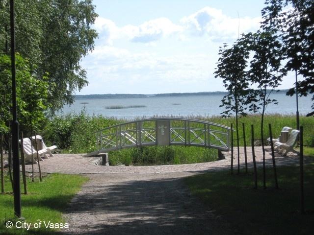 A Garden in Hietalahti @ Vaasa. www.visitvaasa.fi. Photo: Nina Westerlund.