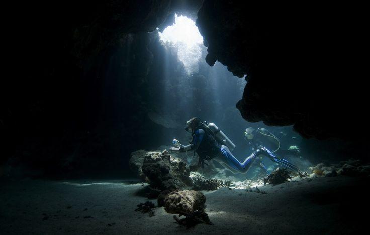 Scuba Diving in Corfu