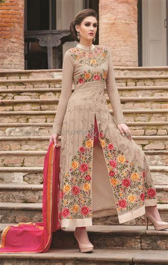 buy designer salwar kameez with hand embroidery designs for suits | Designers And You