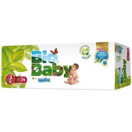 Pañal Bio Baby Talla 3 de Eco Rincón