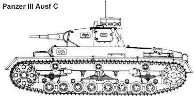 Panzer III Ausf C