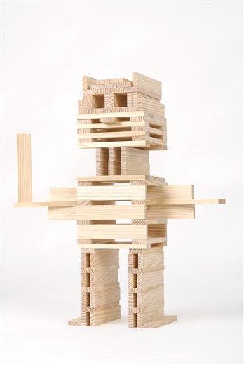 11 best kapla en knex images on Pinterest Kindergarten center - modeles de maison a construire
