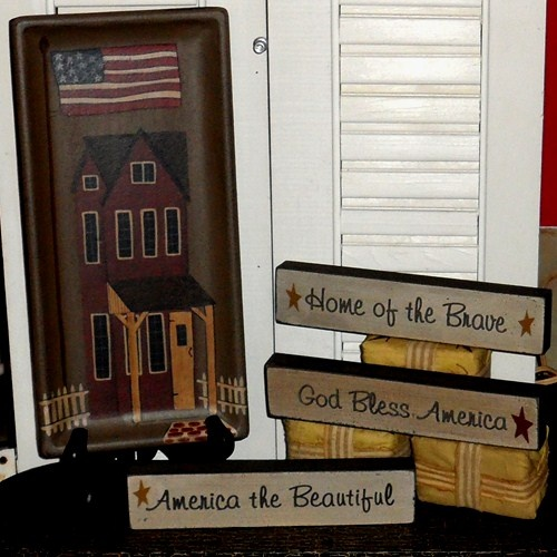 Americana Wall Decor Plaques Signs: 25+ Best Ideas About Americana Home Decor On Pinterest