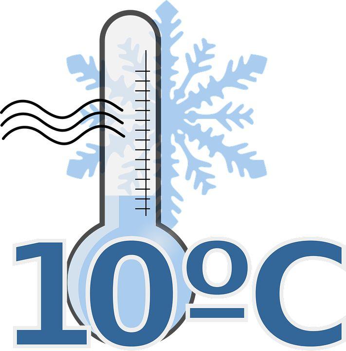 Vector gratis: La Temperatura, Termómetro, Frío - Imagen gratis en ...