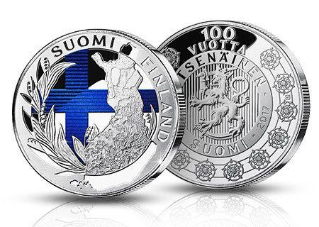 Suomi 100 vuotta _2017 safiir