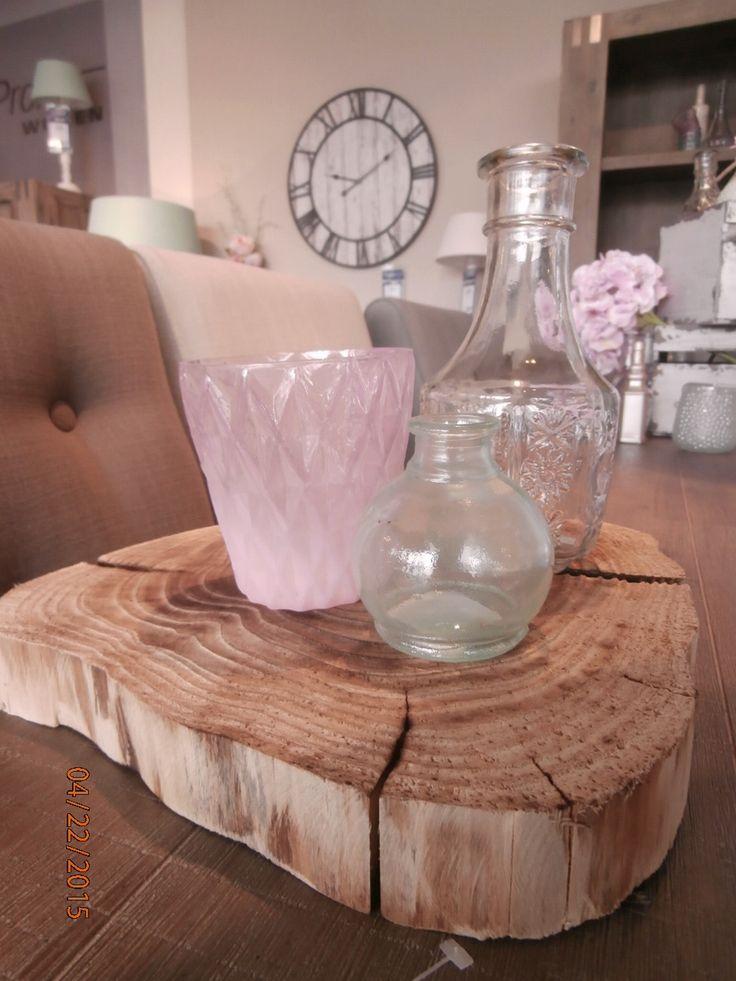 Pastel tinten in combinatie met hout, zo creëer je een super stoere maar ook romantische look. Pronto wonen