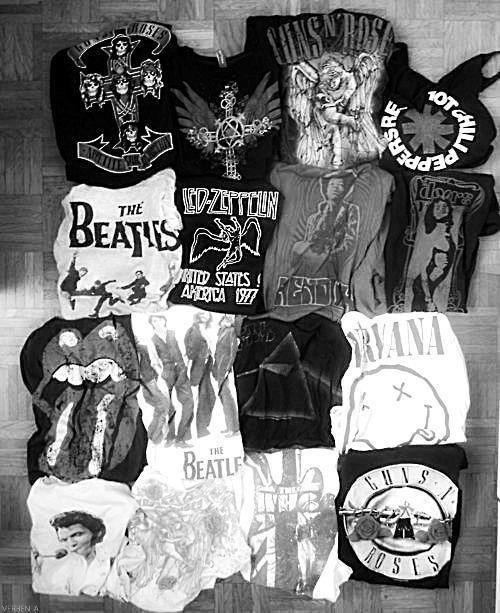 T-shirt z rockową nutą na koncerty i nie tylko. http://manmax.pl/t-shirt-rockowa-nuta-koncerty/