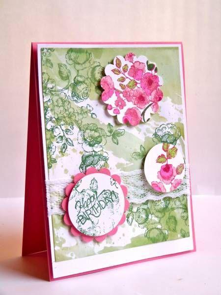 ziploc smoosh wish TLC299, Birthday Wish... by Luv Flowers - Cards and Paper Crafts at Splitcoaststampers
