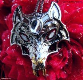 Poze Pandantiv Masca lupului