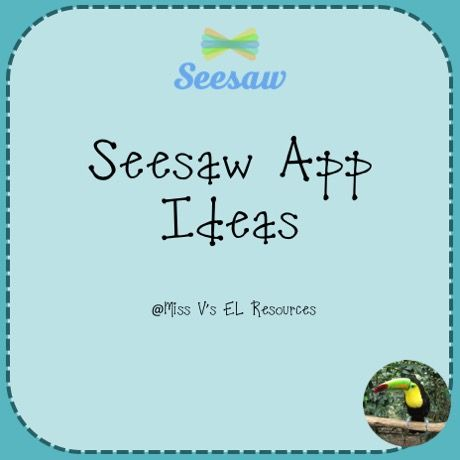 Pin by Roxane Spence on Seesaw Seesaw, Teaching