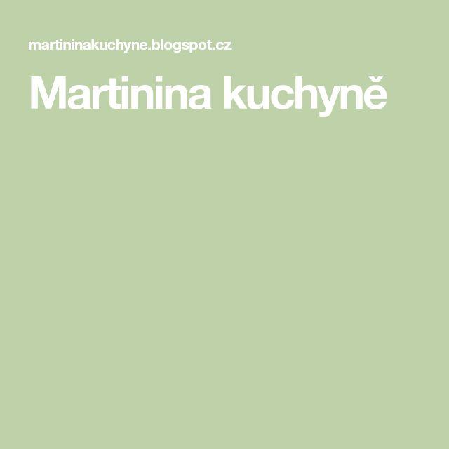 Martinina kuchyně