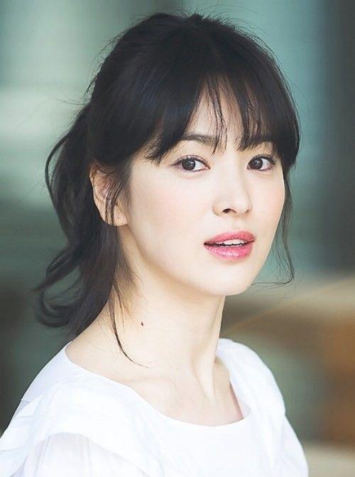 Tự cắt mái thưa Hàn Quốc cực xinh | bestie.vn