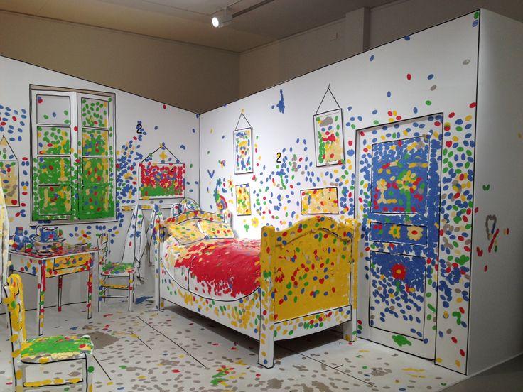Meer dan 1000 idee n over kleine kinderen kamers op pinterest kinderkamer ontwerp - Schilderij kamer ontwerp ...
