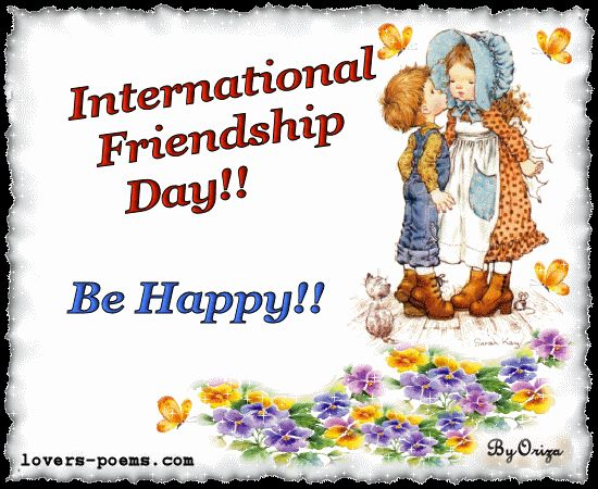 International Friendship Day Wallpapers, HD Images, What's app, Facebook
