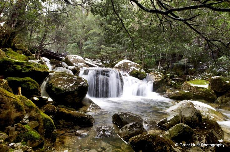 #33 - Below Meander Falls, not far from Launceston in Northern Tasmania, Australia.