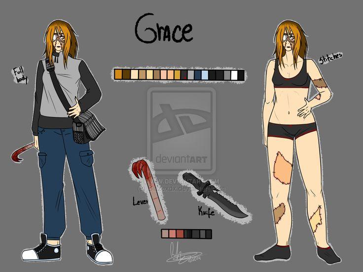 Creepypasta Oc Grace H...