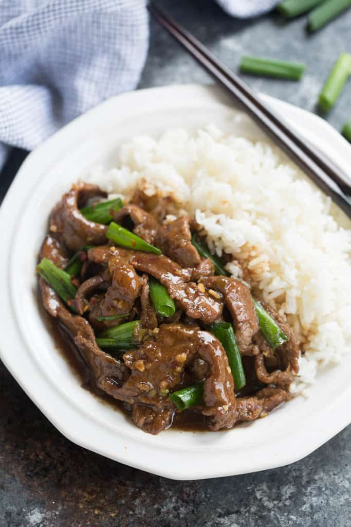 Mongolian Beef Recipe Beef Recipes Mongolian Beef Recipes