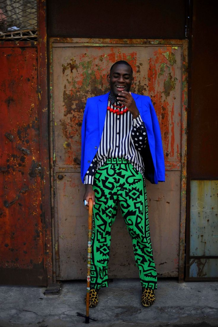 Today's style inspiration: Louis Philippe de Gagoue. Hailing from both Cameroon and Cote D'Ivoire, the self-described eclectic fashion stylist, blogger and personal shopper is currently based in...