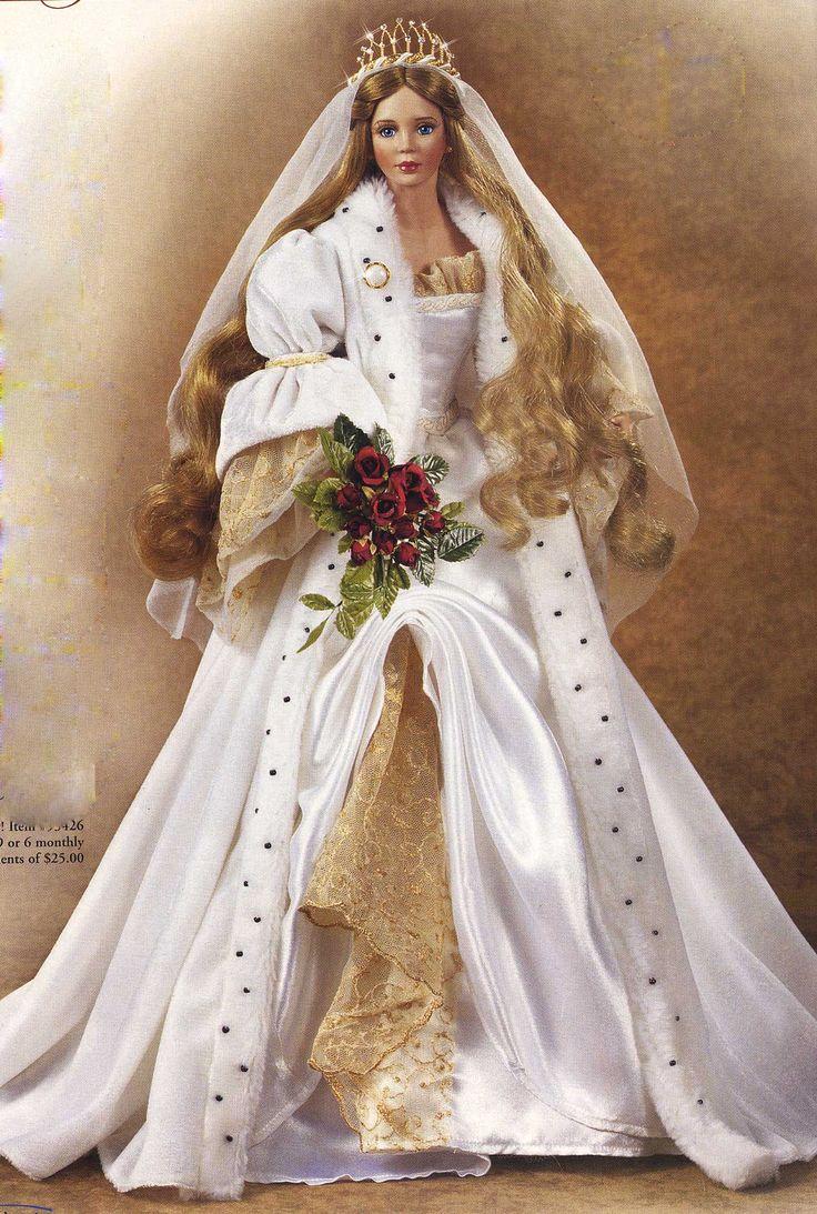 BRIDE FAIRY TALE 2 Sleeping Beauty Doll by Cindy McClure 2003 Ashton Drake