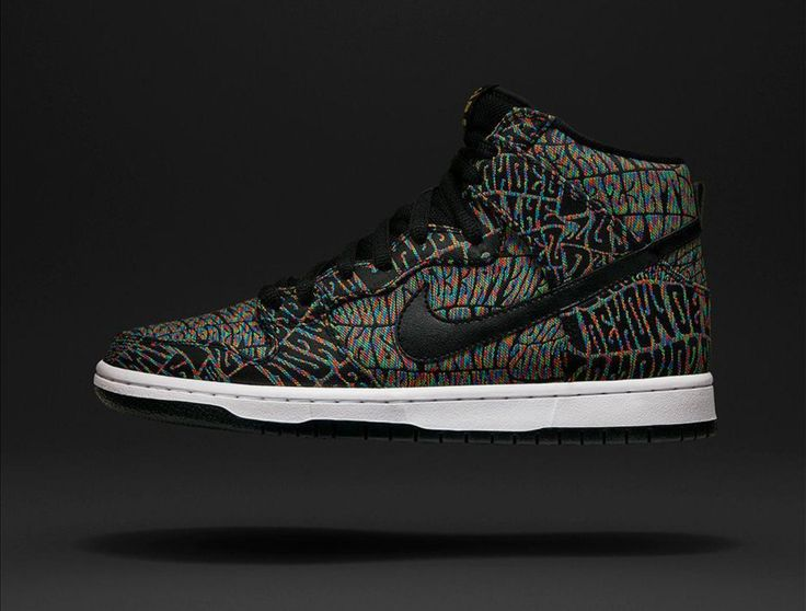 brand new b48b1 79faa nike sb dunk high concept car no one rides for free