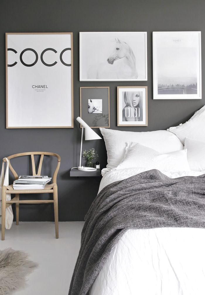 Grey and white contrast | Photo frame collage | SImple | Young | Bold http://www.deal-shop.com/product/cool-mist-humidifier/