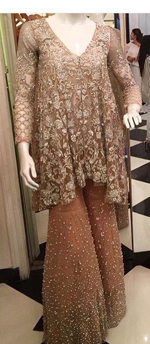 Pakistani couture. Pakistani dress, designer dress