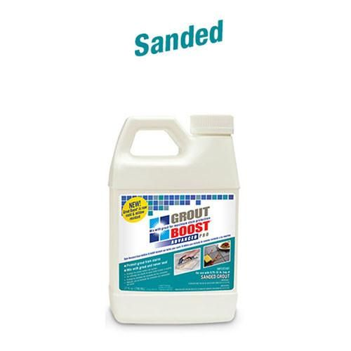 Tec Grout Boost Advanced Pro For Sanded Grout - 27 Oz