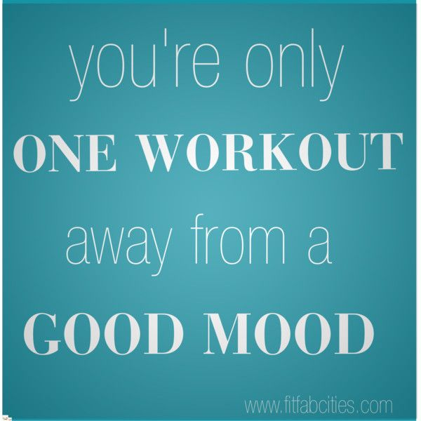 I feel great after I workout I feel as if I achieved something worth wild to get rid of all that stress with just one work out some people say its just tiring I say breathe a little
