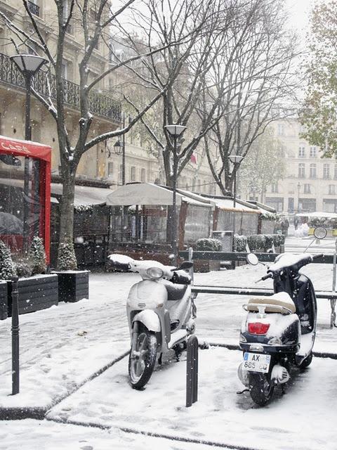 Paris l hiver