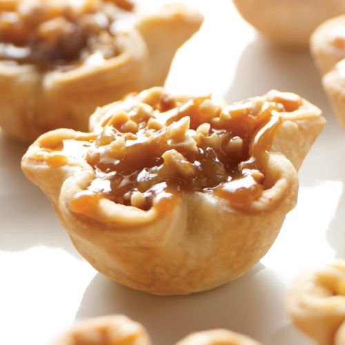 Taffy Apple Tartlets - The Pampered Chef® Super Easy & Super Yummy!