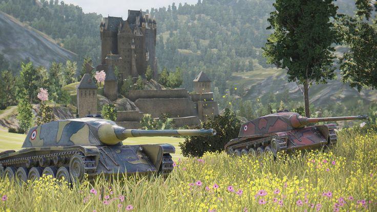 World of Tanks coole online spiele kostenlos